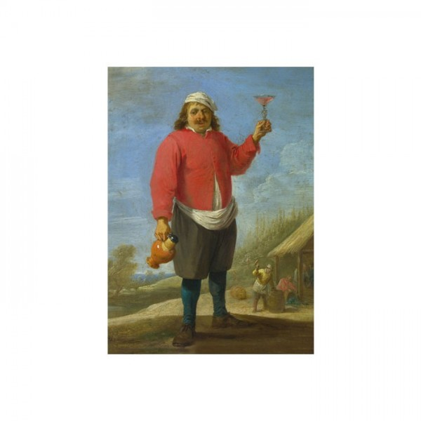 David Teniers the Younger - Autumn 50x70 cm