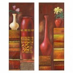 Deco Vase 60x90 cm Kanvas Tablo