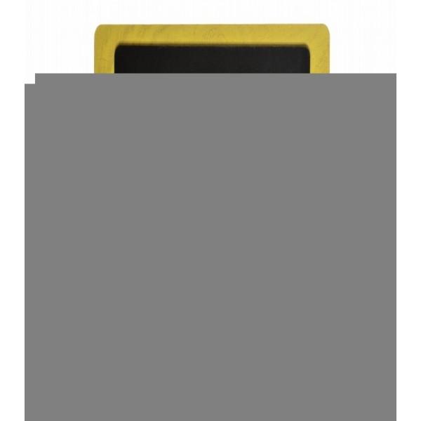 Decotown Dikdörtgen Saplama Saksı Bitki Levhası Saksı Etiketi
