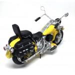 Decotown Nostaljik Cruiser Motorsiklet Dekoratif Maket Oyuncak