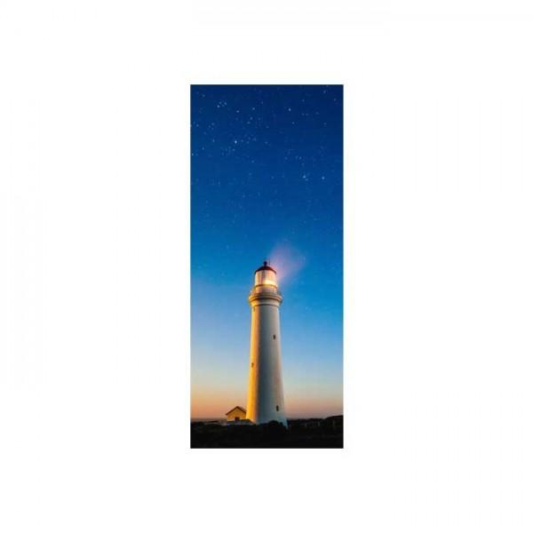 Deniz Feneri Buzdolabı Sticker