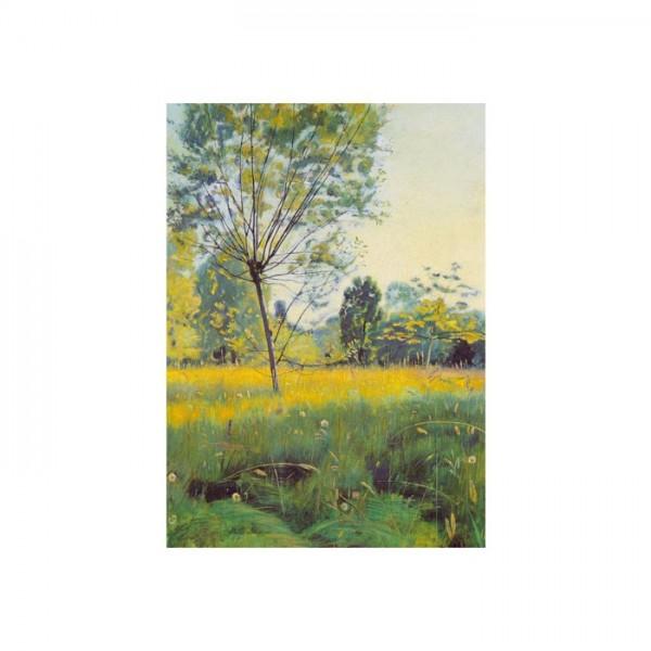 Die Goldene Aue 50x70 cm