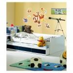 Disney Winnie&Pooh Duvar Stickerı