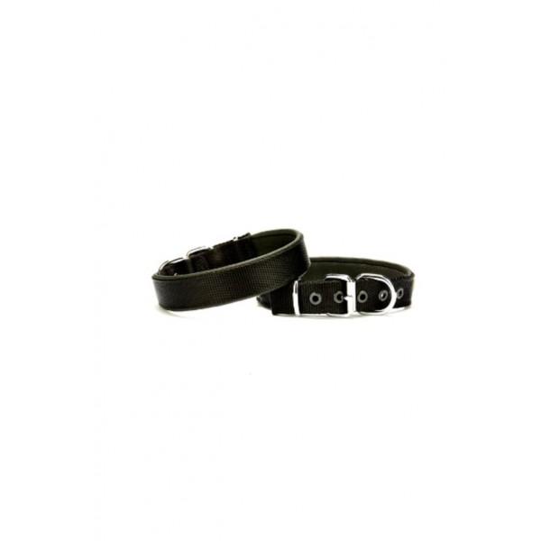 Doggie Comfort Köpek Boyun Tasma 3*55 cm Siyah