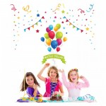 Doğum Günü Partisi-1 151x112 cm Duvar Sticker