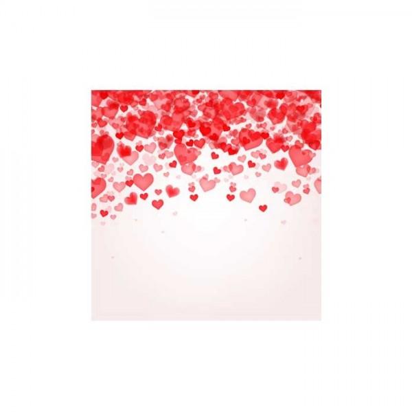 Dökülen Kalpler Bulaşık Makinesi Sticker
