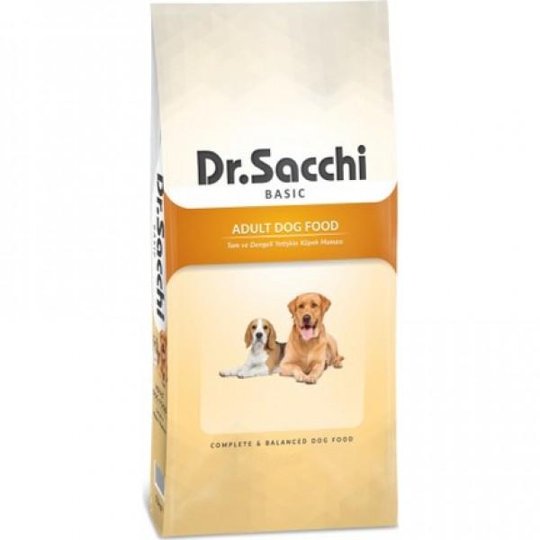 Dr Sacchi Tavuklu Yetişkin Köpek Maması 1 kg Açık Mama