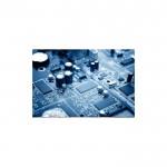 Elektronik 178x126 cm Duvar Resmi