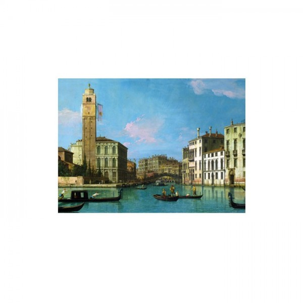 Entrance to the Cannaregio 50x70 cm