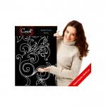 Erato Kadife Duvar Sticker 45X133 Cm
