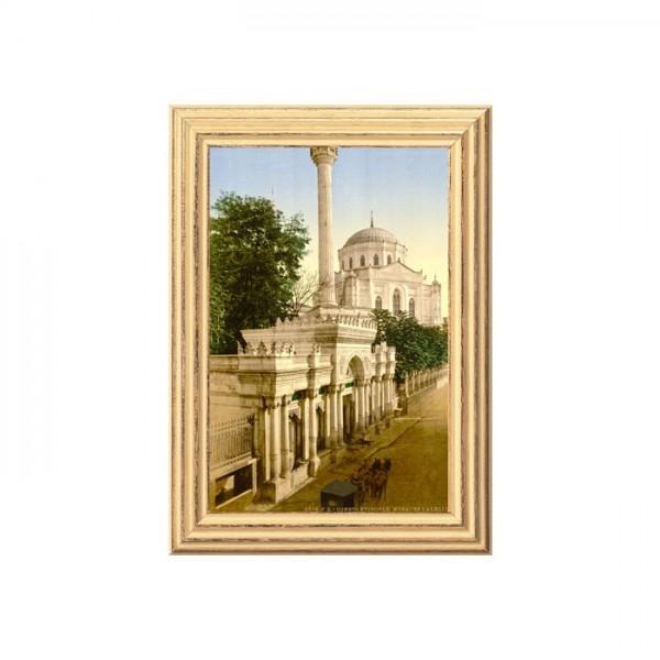 Eski İstanbul Kanvas Tablo 50X70 Cm