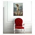 Eugène Delacroix - Christ on the Cross 50x70 cm