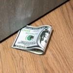Euro ve Dolar Tasarım Kapı Stoperi