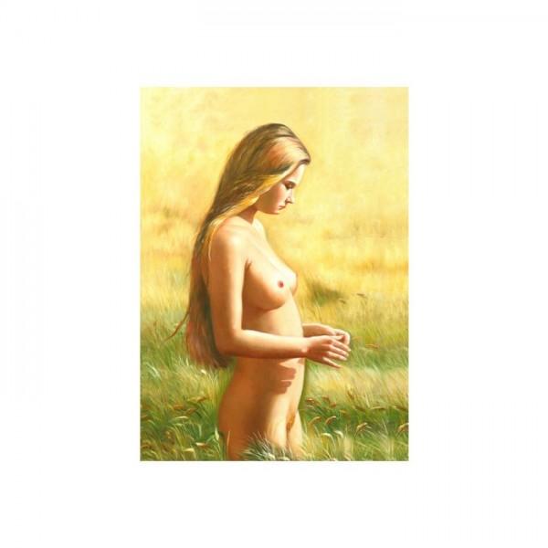 Evening Sun Kanvas Tablo 50X70 Cm