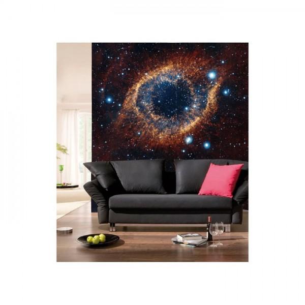 Evrendeki Gökada 89x140 cm Duvar Resmi