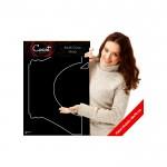 Eyfel Kadife Duvar Sticker 170X74 Cm