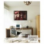 Falseness Kanvas Tablo 50x70 cm