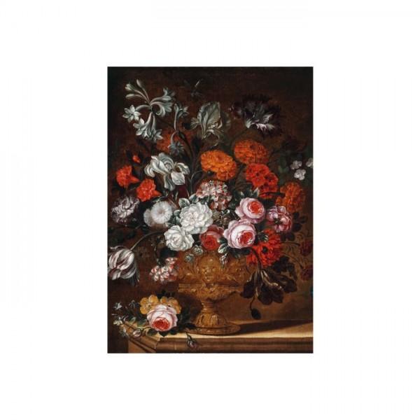 Floral Paradise Kanvas Tablo 50X70 Cm