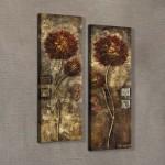Flower 60x90 cm Kanvas Tablo
