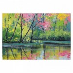 Forest-2 95x70 cm Kanvas Tablo