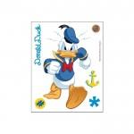 Fosforlu Duvar Sticker Donald Duck 19 Cm