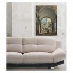 Francesco Guardi - An Architectural Caprice 50x70 cm