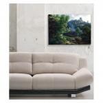 François-Xavier Fabre - Italian Landscape 50x70 cm