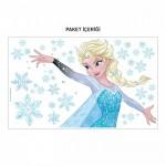Frozen 155x62,5 cm Duvar Sticker