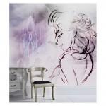 Frozen 178x126 cm Duvar Resmi-2
