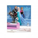 Frozen 178x126 cm Duvar Resmi