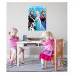 Frozen-2 50x70 cm Kanvas Tablo
