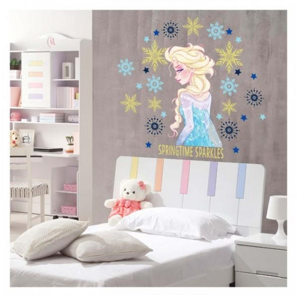 Frozen-2 90x90 cm Duvar Sticker