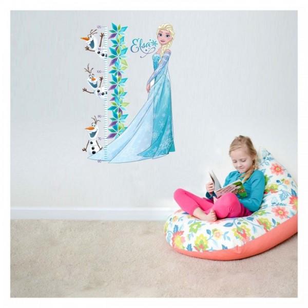 Frozen Boy Cetveli Duvar Sticker 48x68 cm