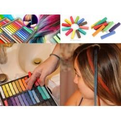 Magic Hair Saç Tebeşiri 24 Renk