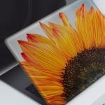 Makro Ayçiçeği Notebook Sticker