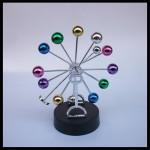Dekoratif Masaüstü Renkli Manyetik Dönen Denge Topu Küreler