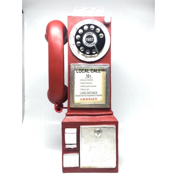 Nostaljik Telefon Kulübesi