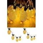 Dekoratif Pilli Pineapple Ananas Pilli Şerit Led Işık (1 Metre)