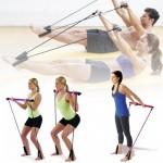 Jimnastik Çubuğu Plates Barı Taşınabilir Spor Ve Egzersiz Aleti