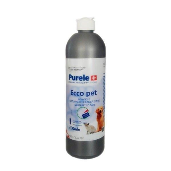 Purele Ecco Pet Care Kedi Köpek Şampuanı 700 ml